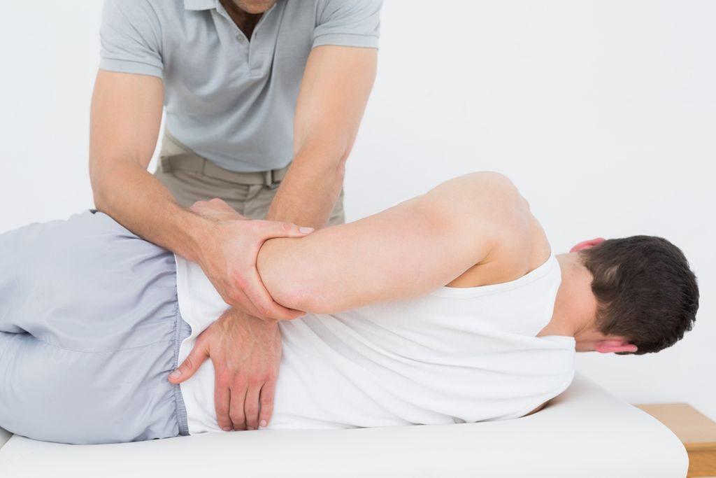 leczenie terapią manualną